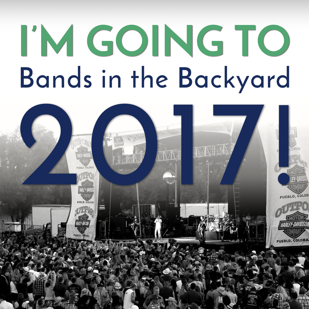 bands in the backyard social media u2014 mlt designs rh mltdesigns net - Bands In The Backyard - Bands In The Backyard Map