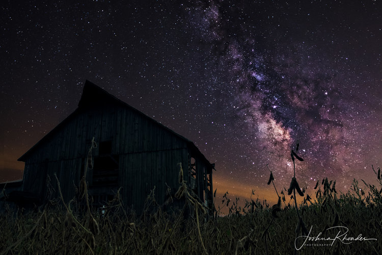 Astrophotography 101: Advice and Tips From Photographer Joshua Rhoades - When I saw the image above in my Facebook newsfeed, I was blown away! I had to know who took that stunning image! Joshua Rhoades is a photographer from Elkhart, Illinois. And I think its safe to say he is very modest when he says he is still in the