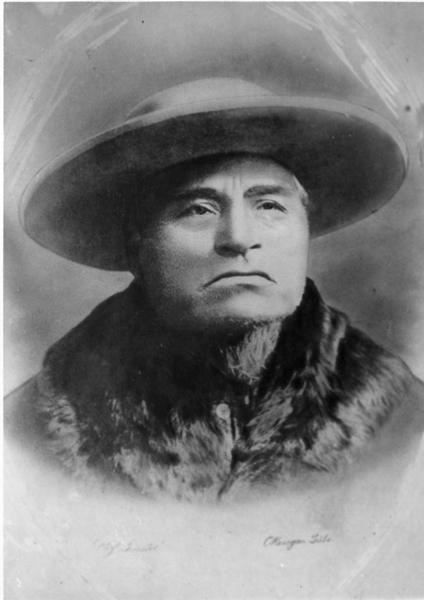 Chief Joseph Tonasket