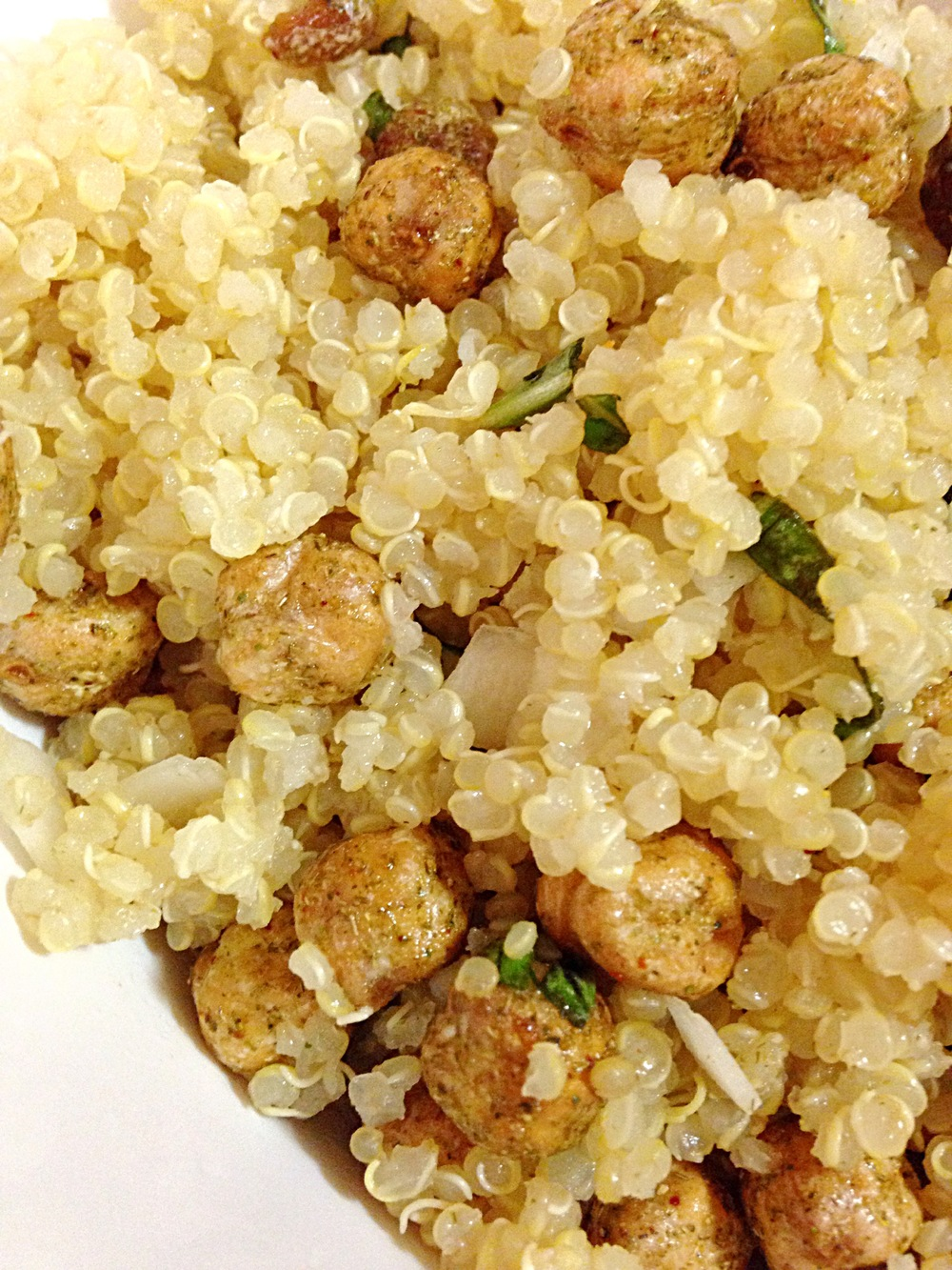 The Good Bean Thai Coconut Lemongrass - Thai Coconut Quinoa recipe