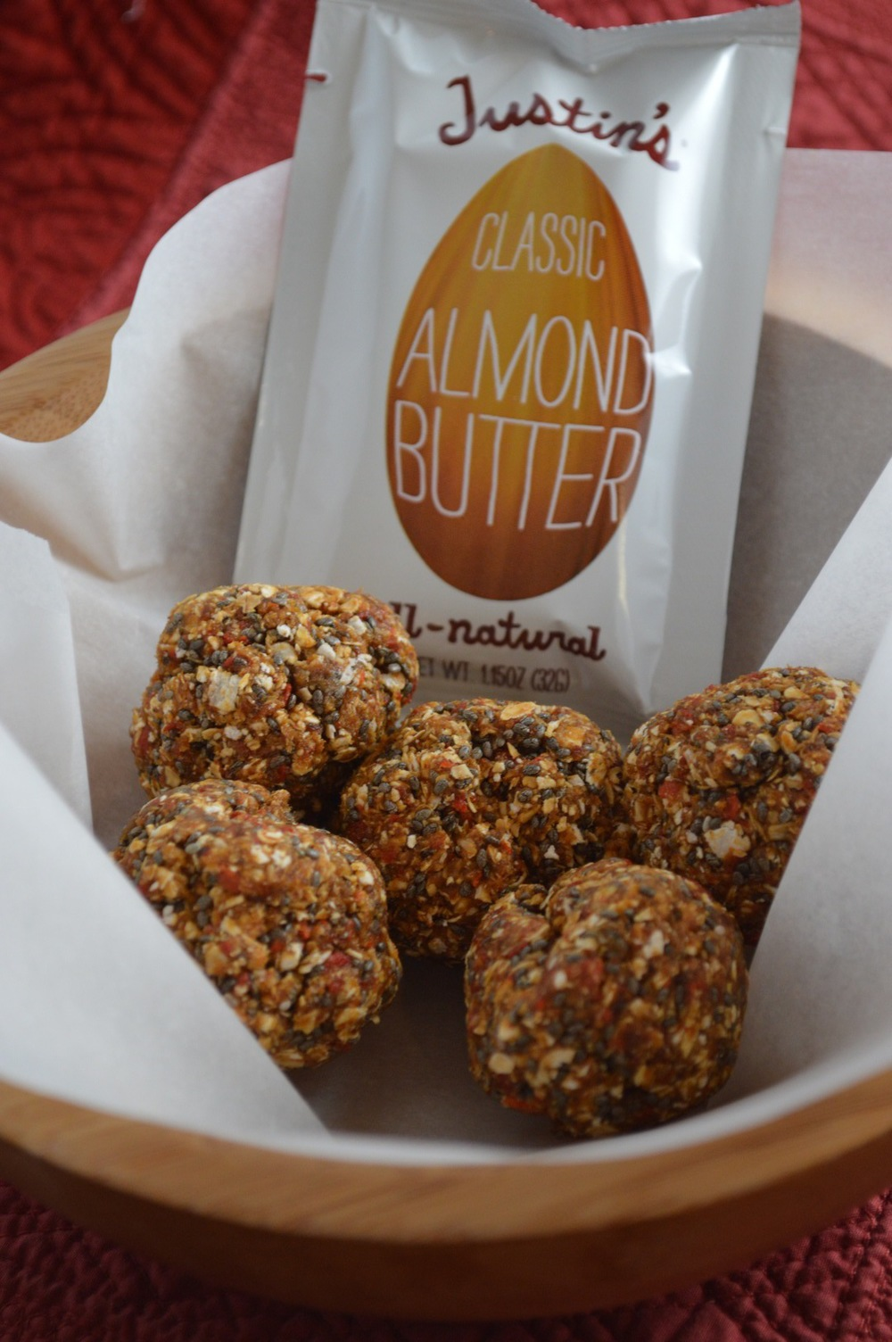 Apricot Power Bites