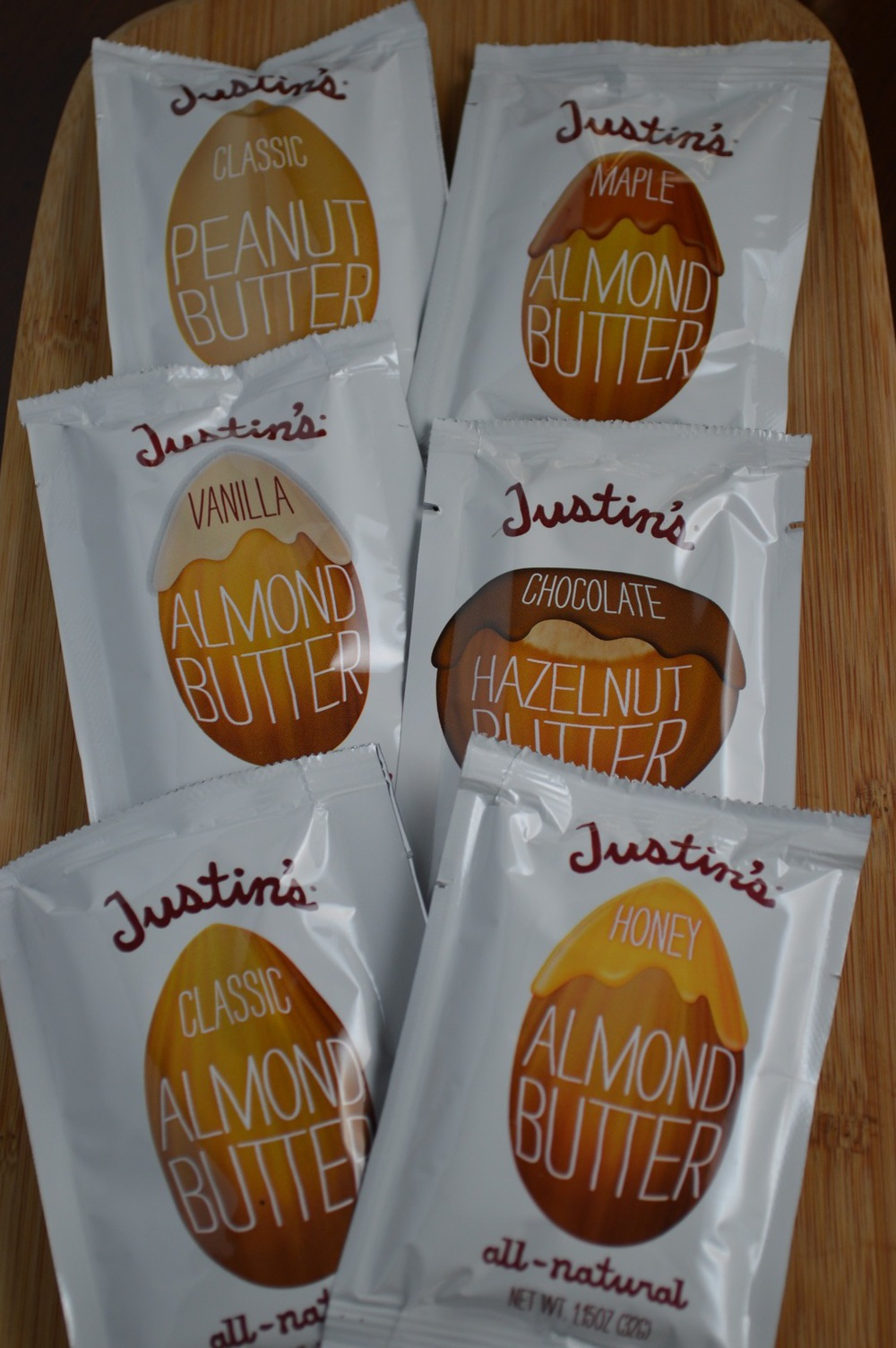 Justin's Squeeze Packs