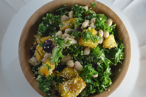 Fall Grain Salad