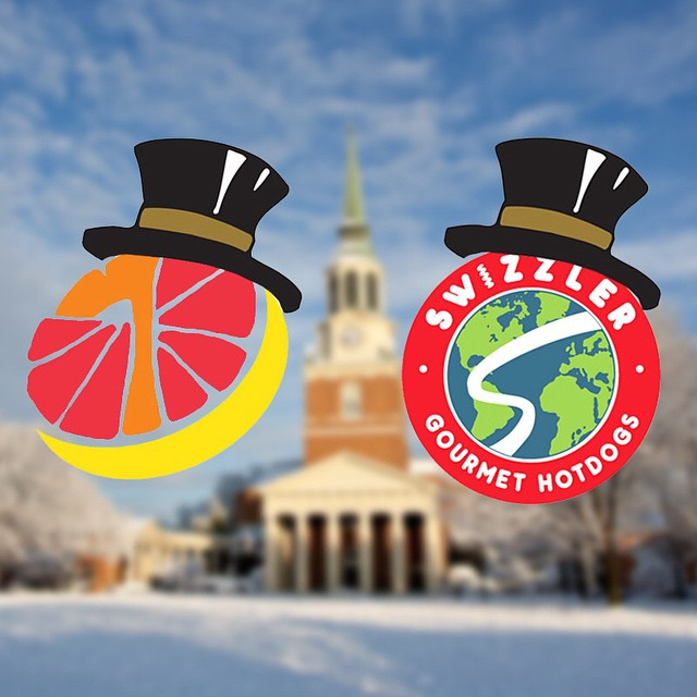 Can't wait to hit the road with  @swizzlerfoods in ONE MONTH for our event at @wfuniversity!! Demon Deacons -- stay tuned! 🎩 #godeacs #cookiedough #roadtrip