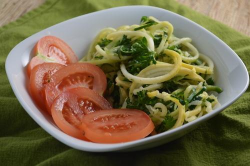 Herbed Veggie Pasta