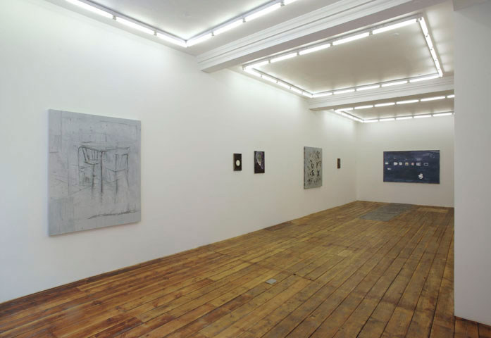 Paintings 1936-2008 - The Approach - René Daniëls, Rezi van Lankveld, Francis Picabia, Michael Raedecker, Neal Tait, Andro Wekua, Sam Windett (2008)