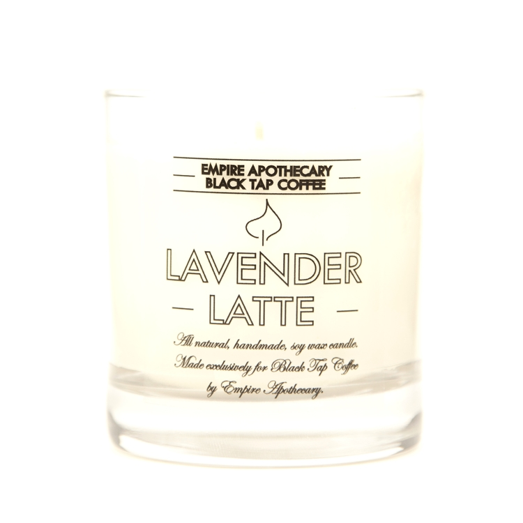 Lavender Latte/ Black Tap Coffee