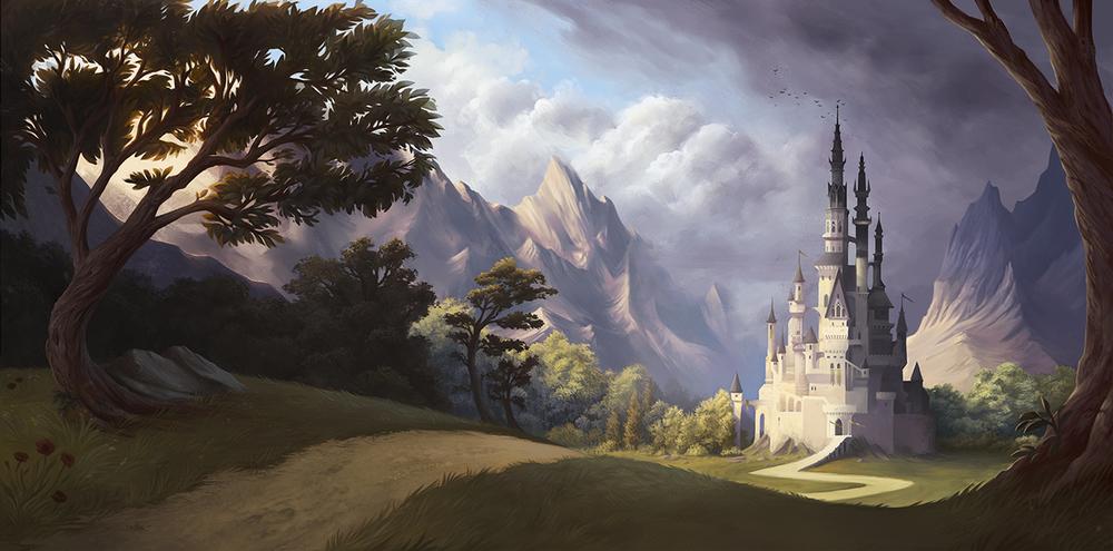 Glinda's Castle