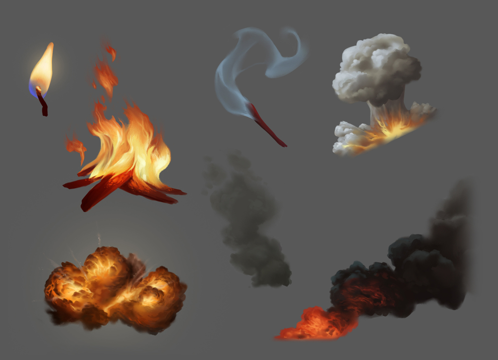 Fire & Smoke Effects