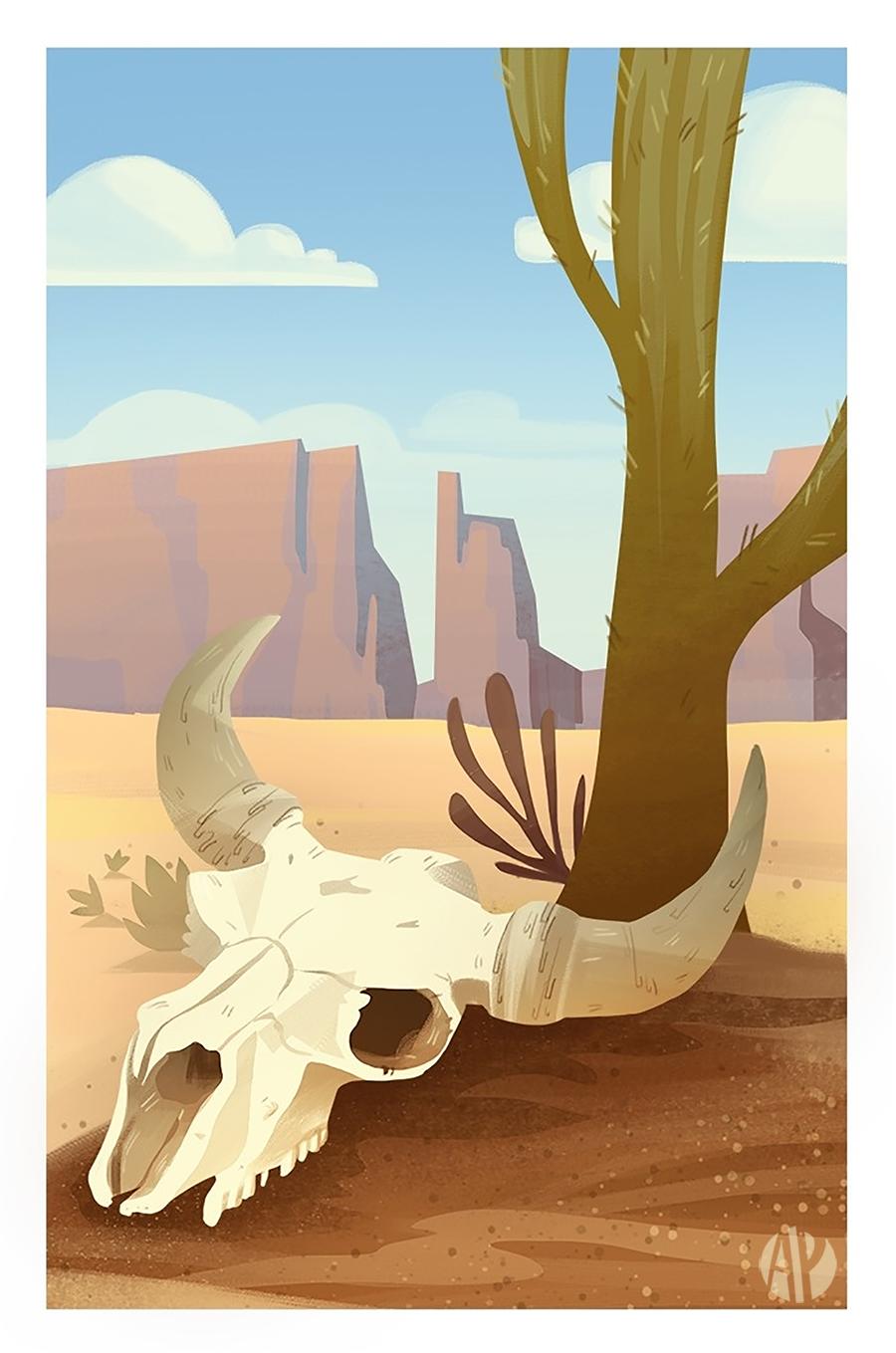 AlyssaPetersen_Desert_Skull.jpg