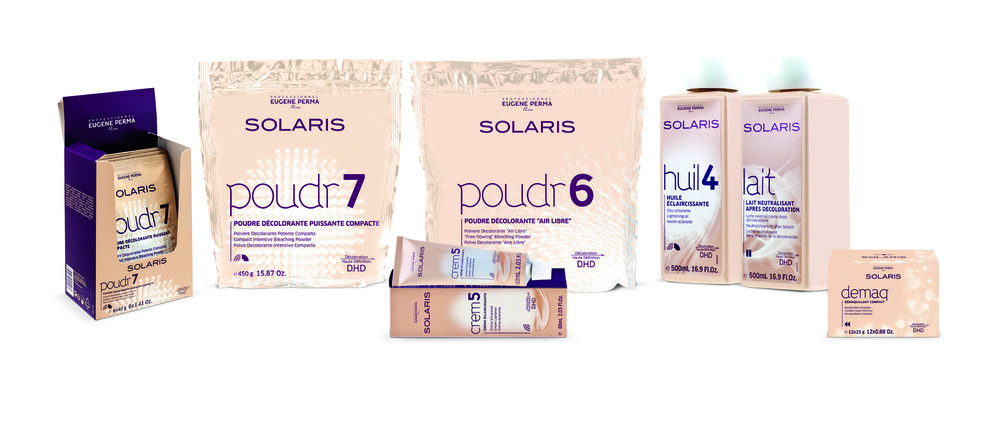 Solaris Lightener Line