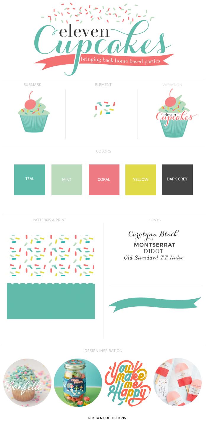 11 CUPCAKES design board.jpg