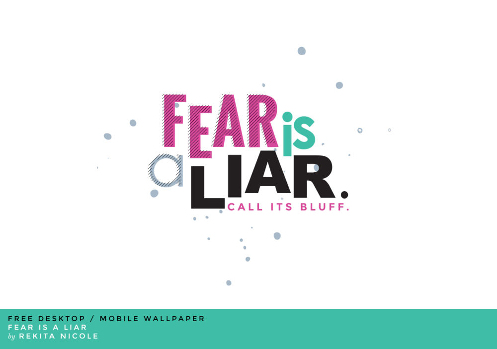 FEAR IS a LIAR.png