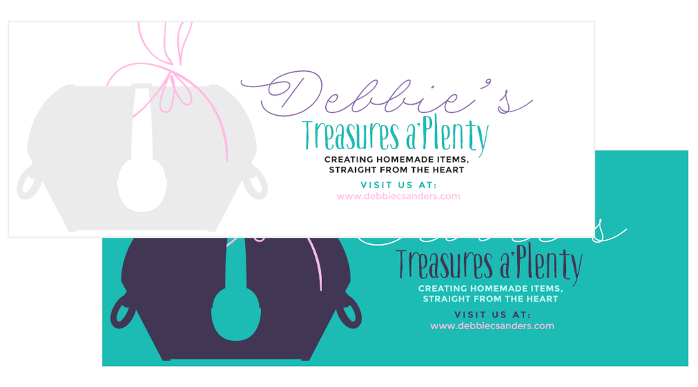 Debbie Treasures A Plenty Facebook Cover