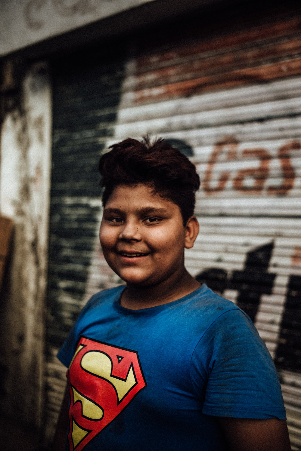 With everything that's going on in the world, we could all use a Superman. - Jaipur, Rajasthan 2017