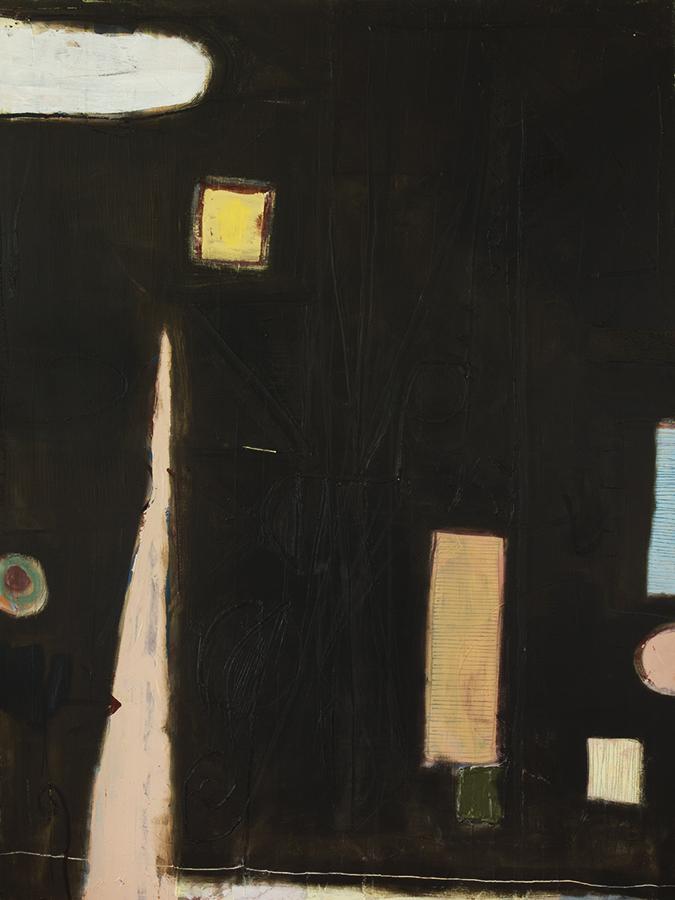 "48"" x 36"" Canvas & Oil / 2016"