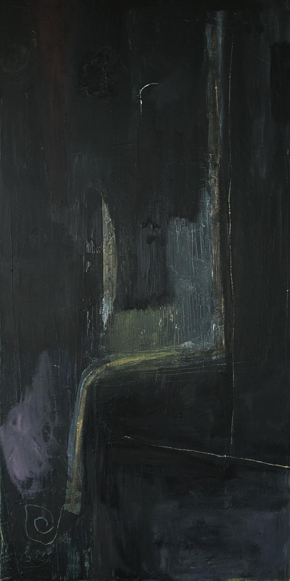 "48"" x 24"" Canvas & Oil / 2018"
