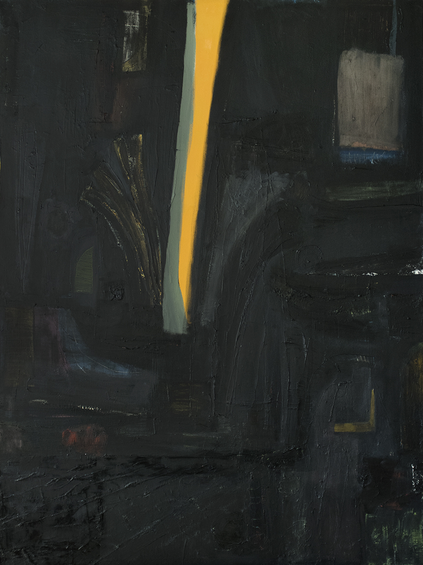 "48"" x 36"" Canvas & Oil / 2018"