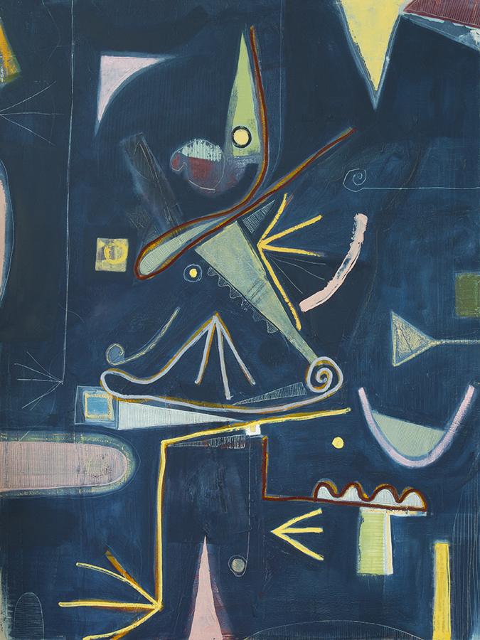 "48""x36"" Canvas & Oil"