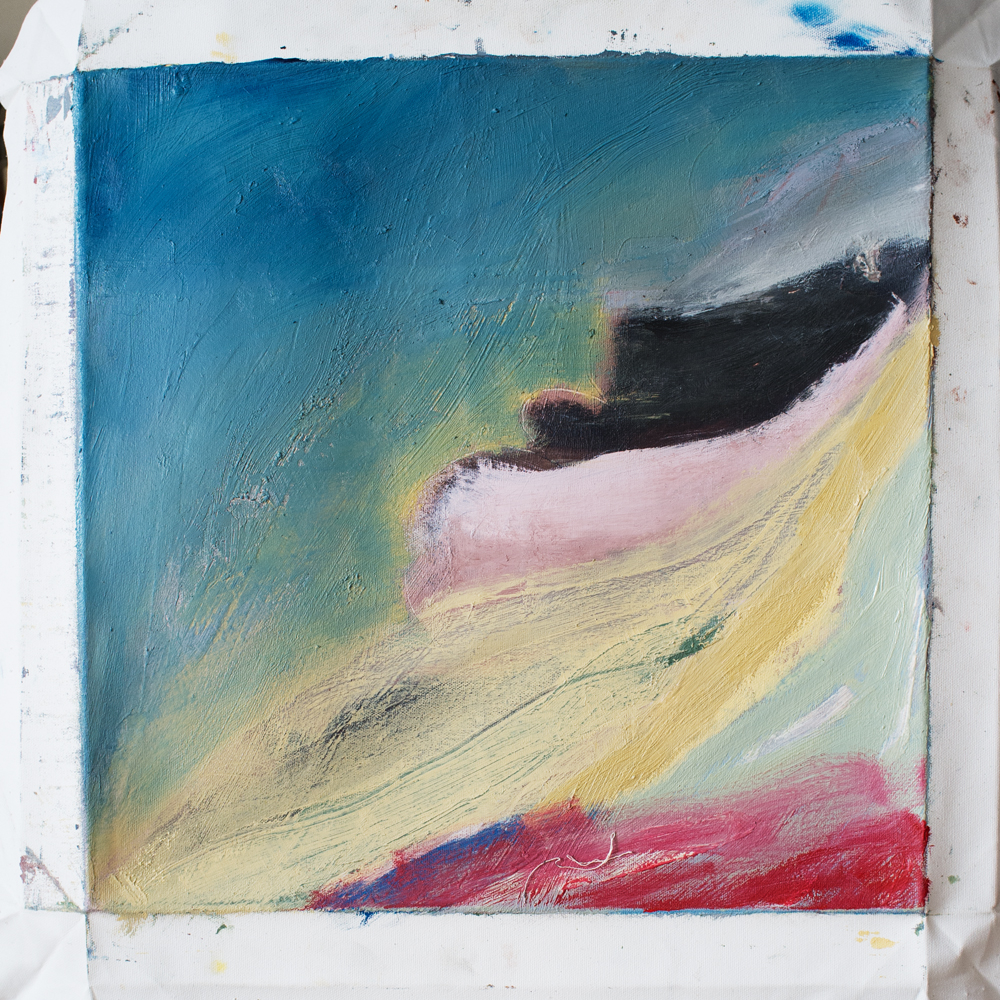 "16"" x 16"" Canvas & Oil"