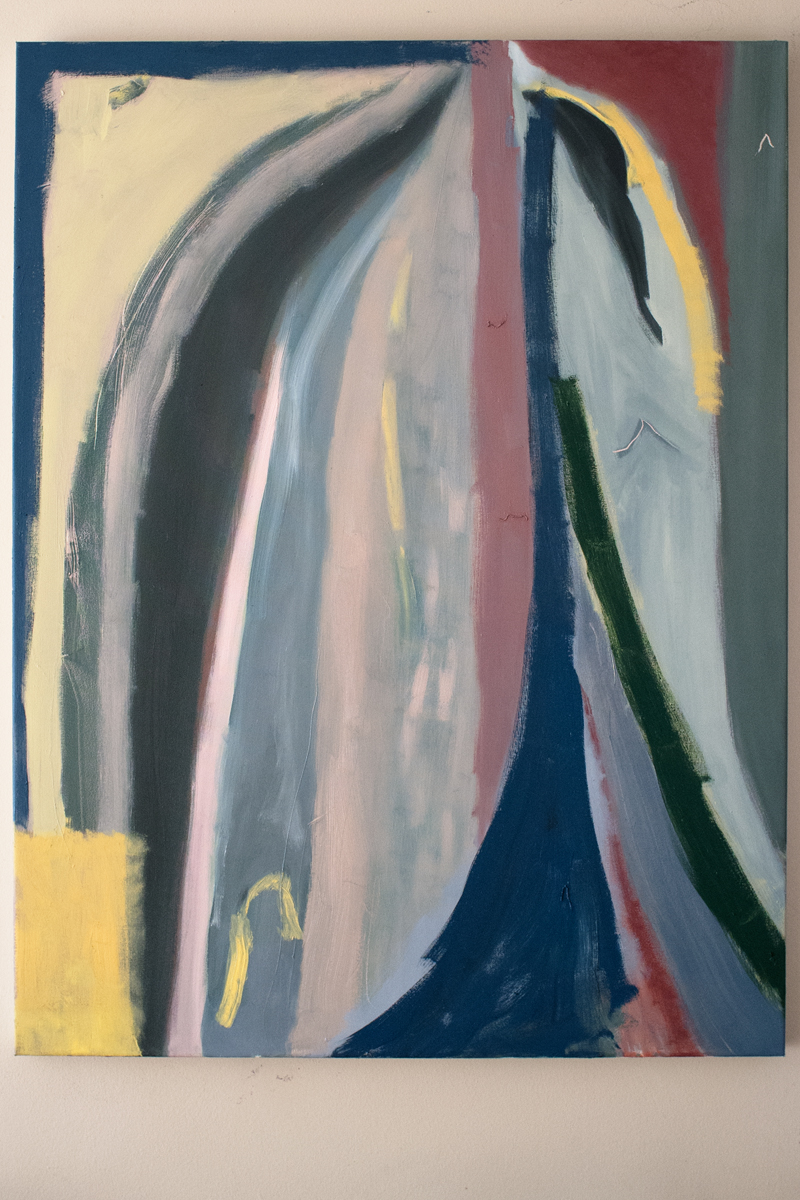 "48"" x 36"" Canvas & Oil"