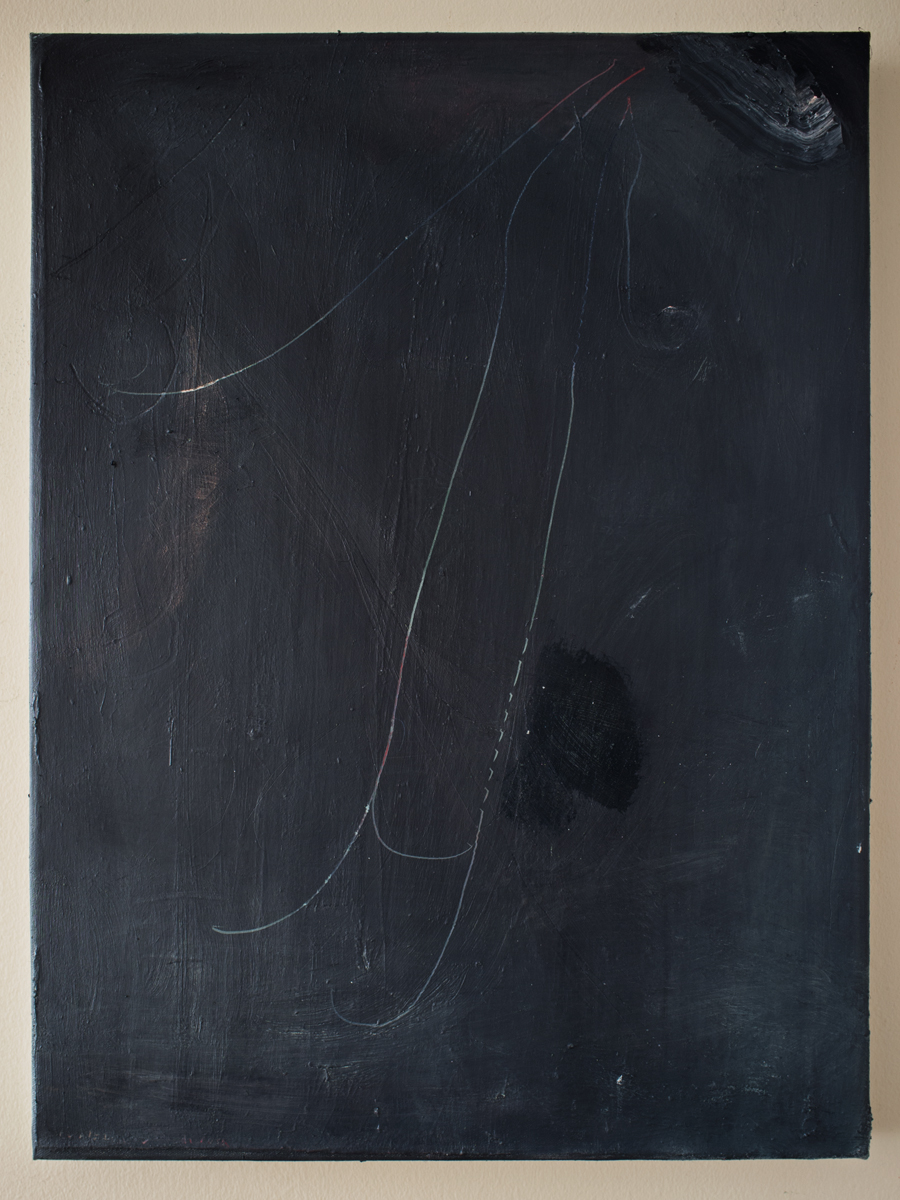 "24""x18"" Oil on Canvas"