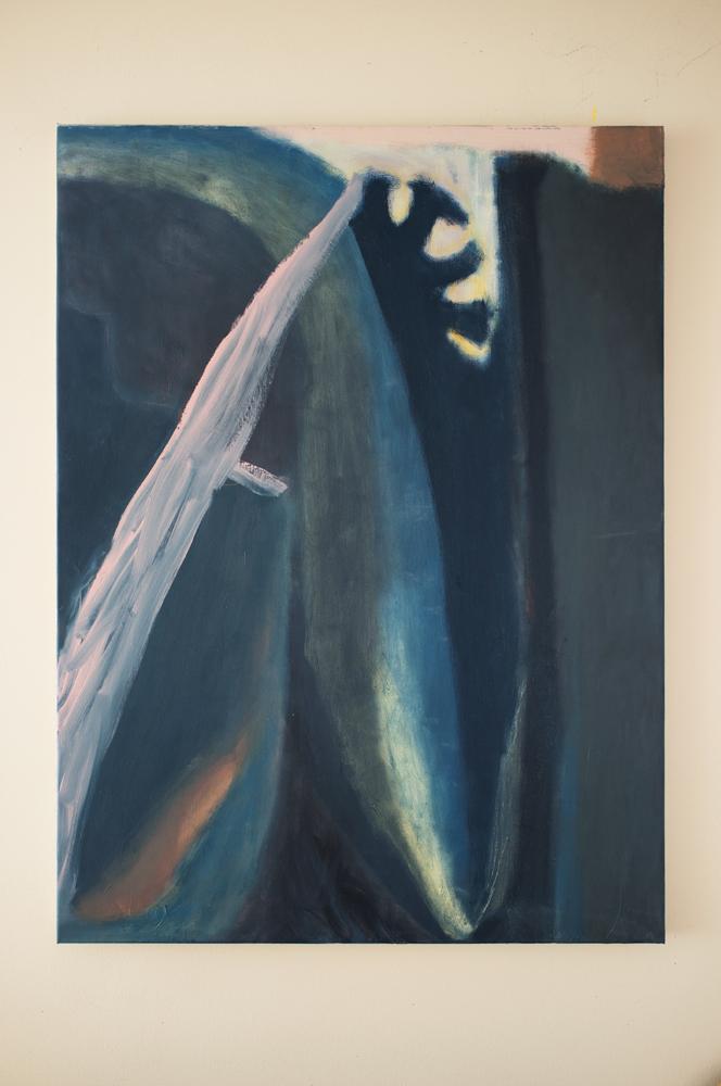 "48""x36"" Oil on Canvas"