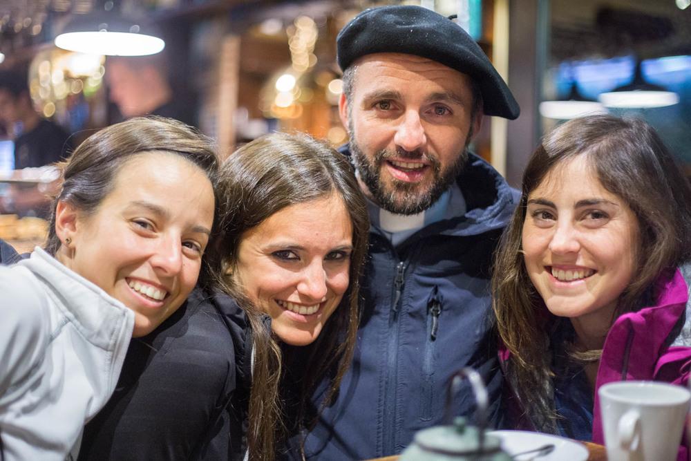 Leandro y las chicas