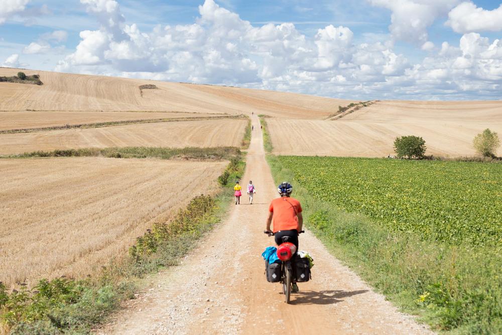 Las increíbles rutas del Camino de Santiago