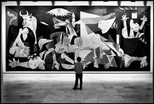 El Guernica, niño, Museo Reina Sofía, Pablo Picasso