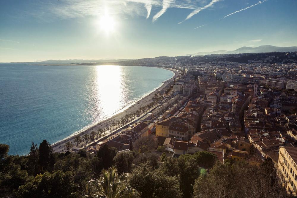 Nice's Sea View