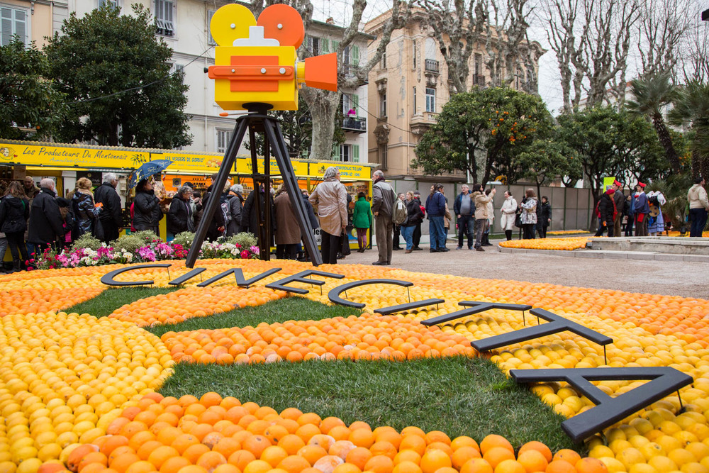 Carnaval Menton, France, Carnival, Lemons, Oranges  - � Ivan Blanco 2016
