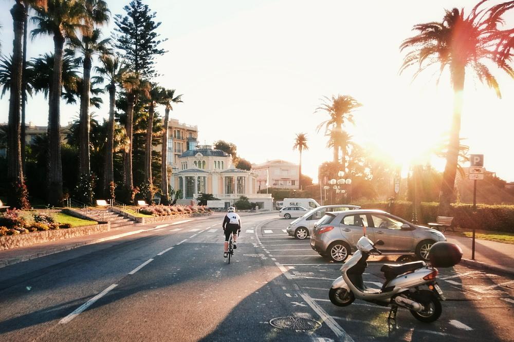 Cote d'Azur commutes