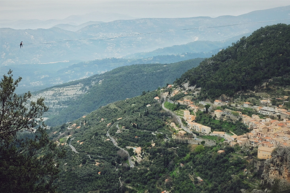 Copyright Ivan Blanco Vilar - Cycling Cote d'Azur France Landscape Nature Roads