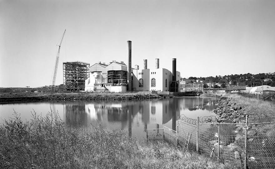 Hunters Point Power Plant