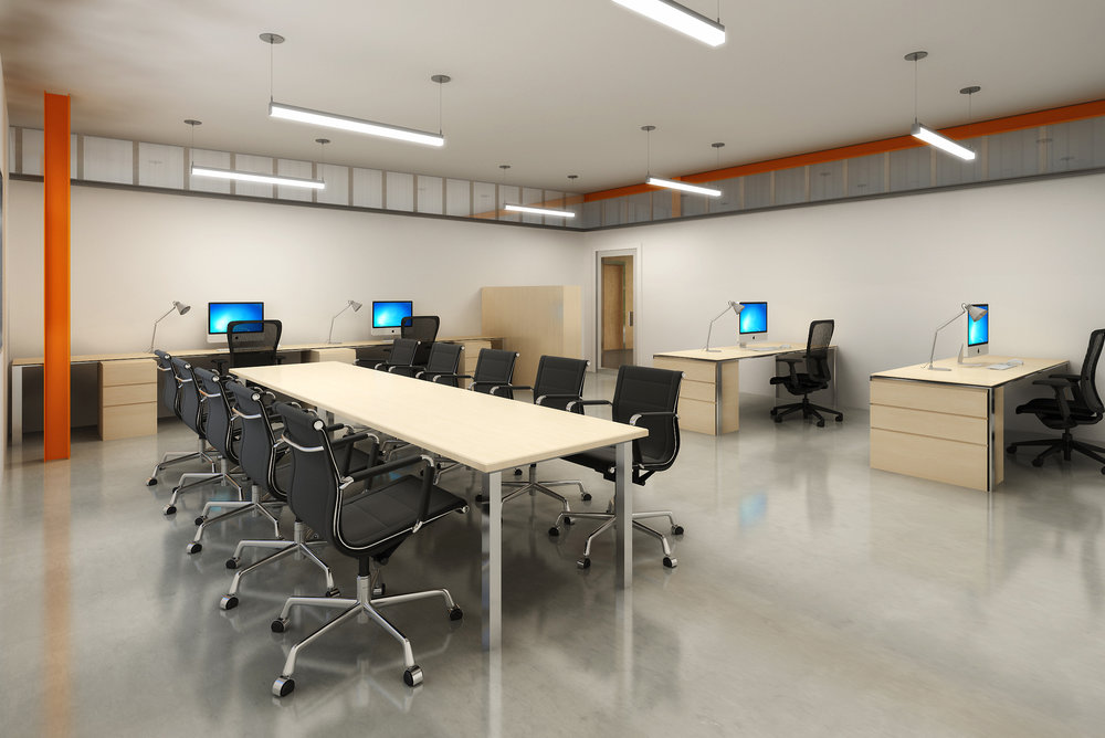 Conference Room (rendering)