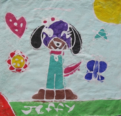 Niya, age 9