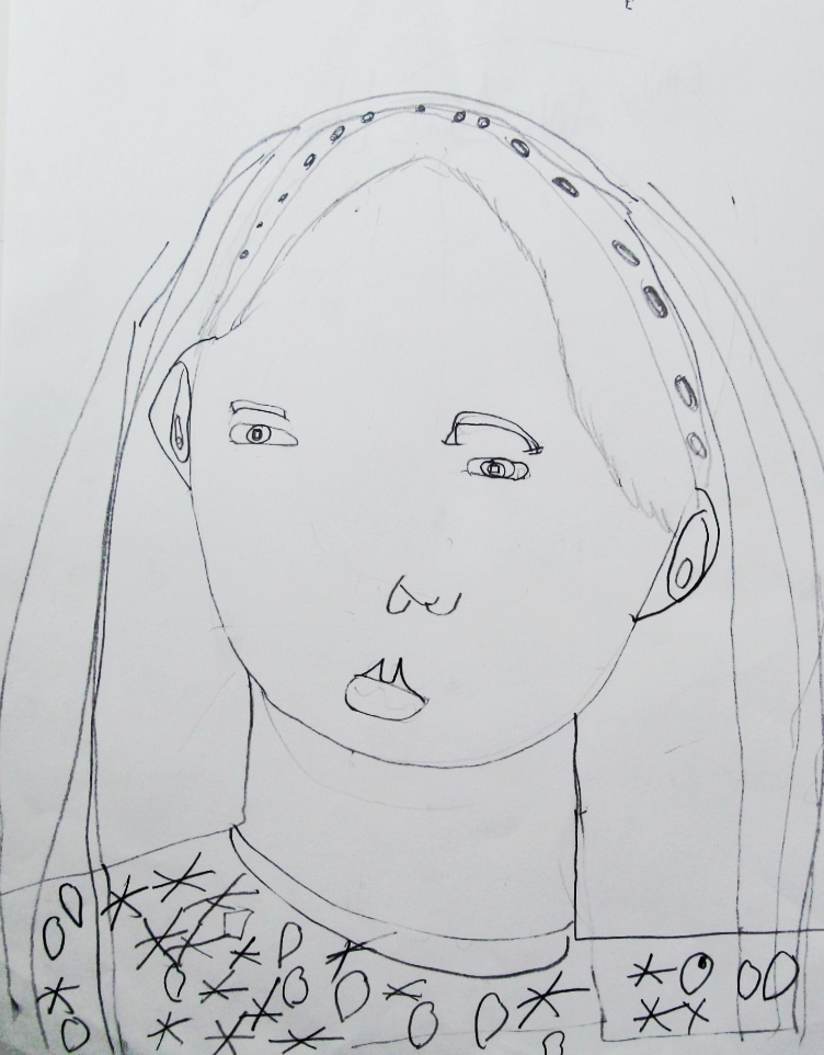 Emily, age 8