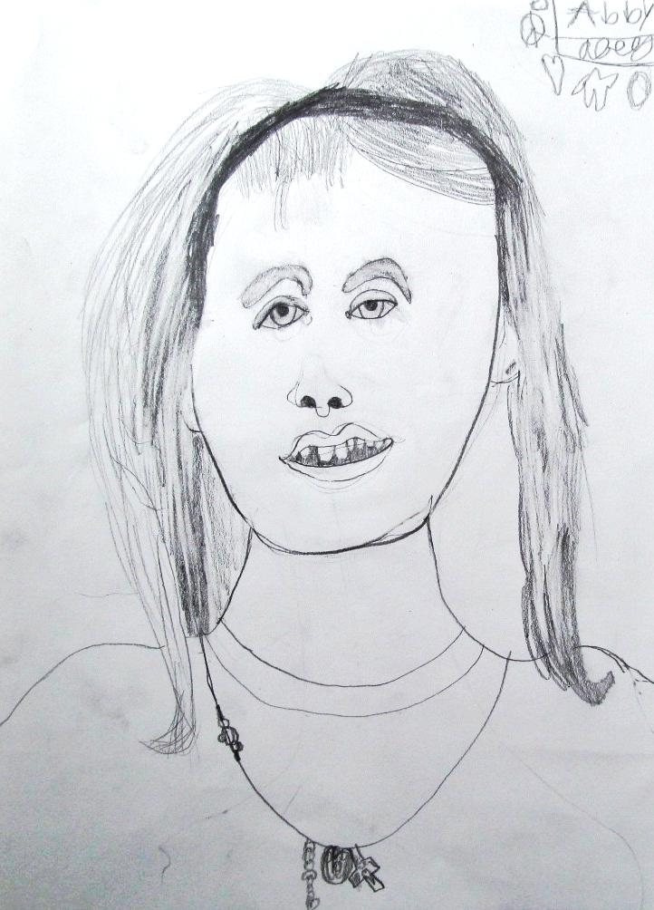 Abby N, age 8