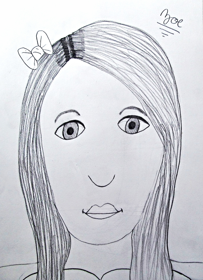Zoe, age 9