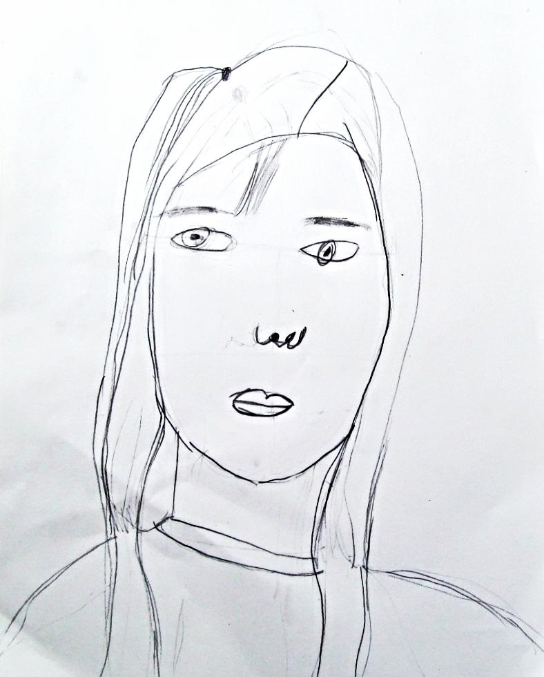 Maeve, age 7