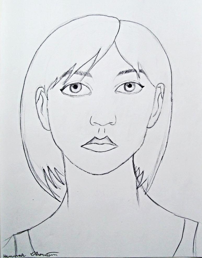 Hannah T, age 14