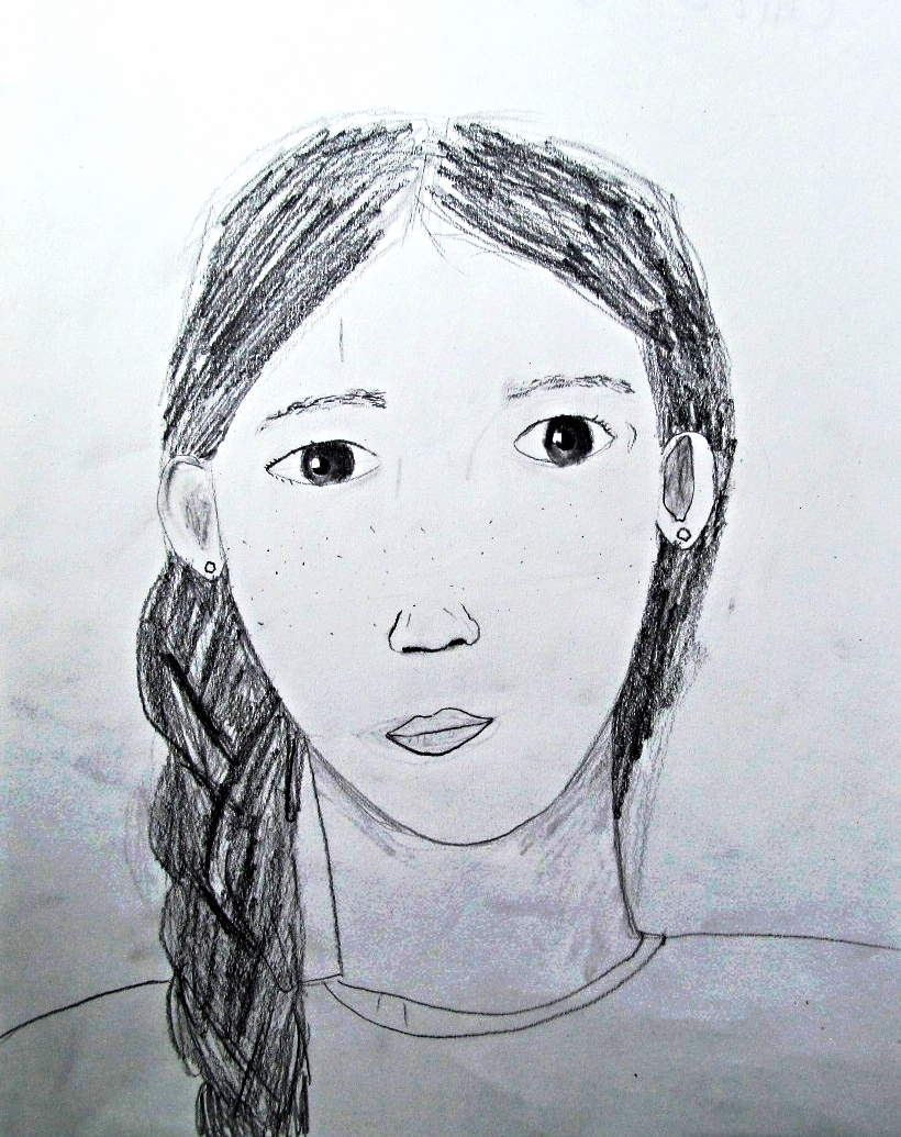 Chloe, age 12