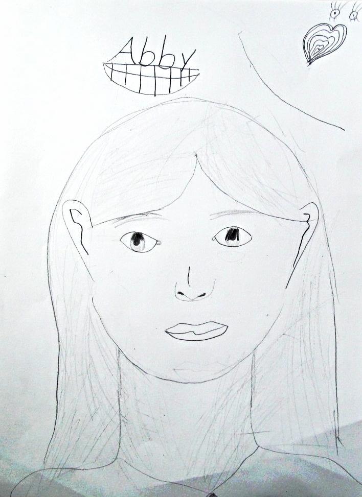 Abby K, age 7