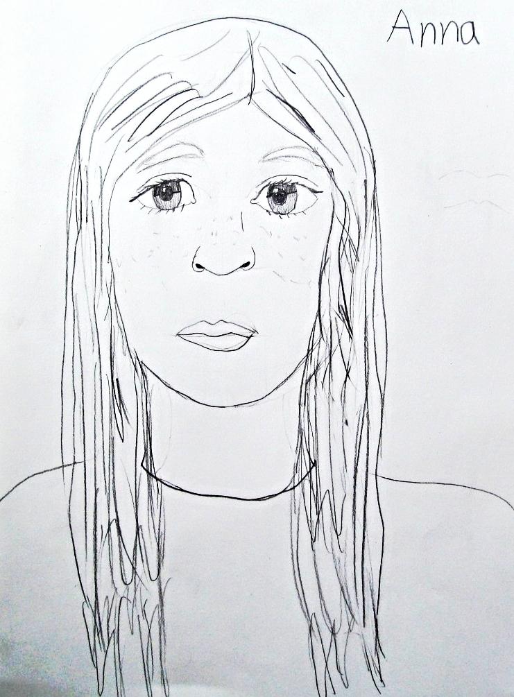 Anna K, age 8