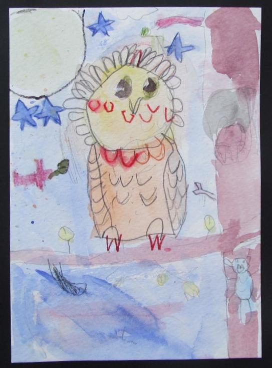 Nineveh, age 7