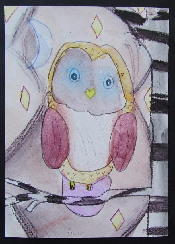 Gwen, age 10