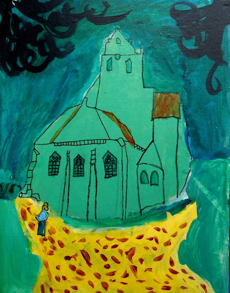 Nineveh, age 8