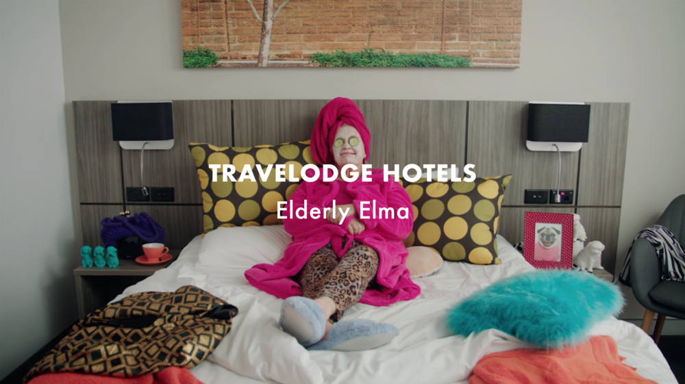 Travelodge Hotels - Elderly Elma