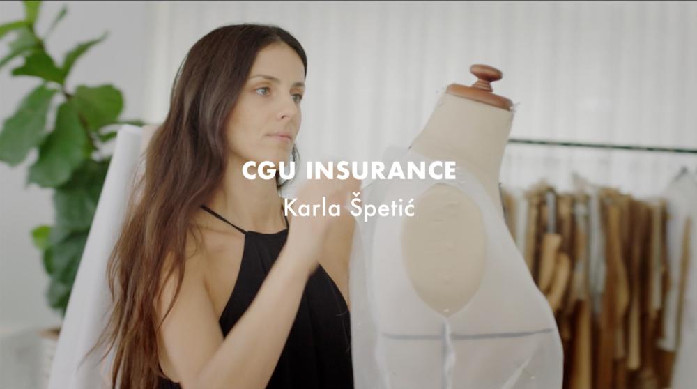 CGU Insurance - Karla Špetić